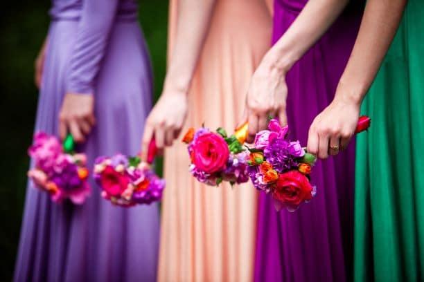 upstage the bride