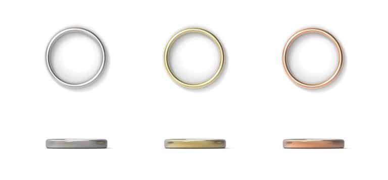 Types Of Wedding Rings