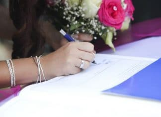 uk legal requirements for marriage