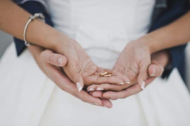 types of wedding rings