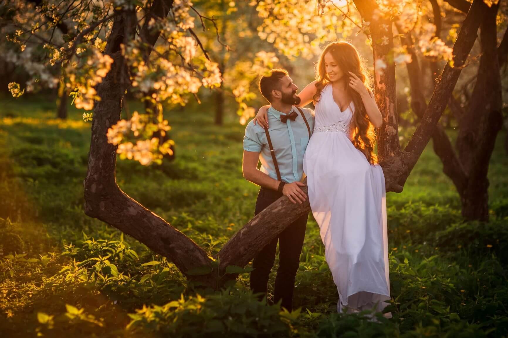 Ideas for a spring wedding idea