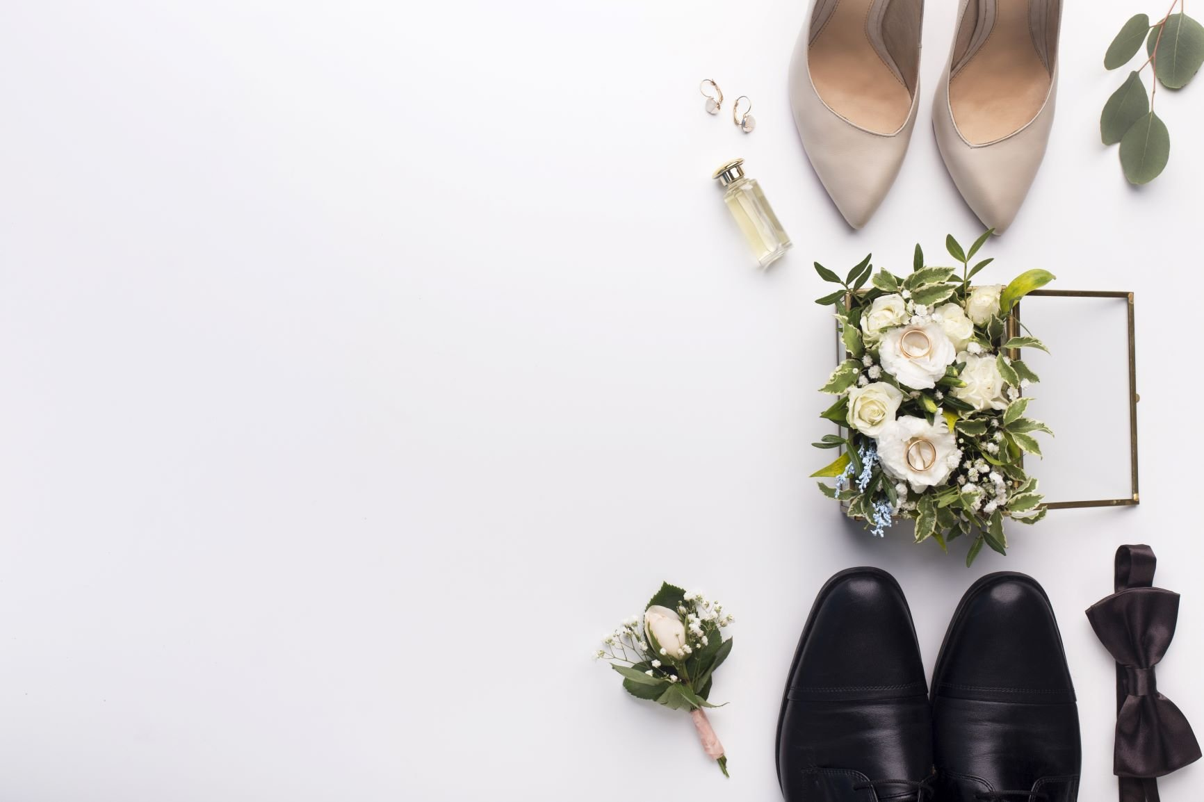 Guide to wedding shoes