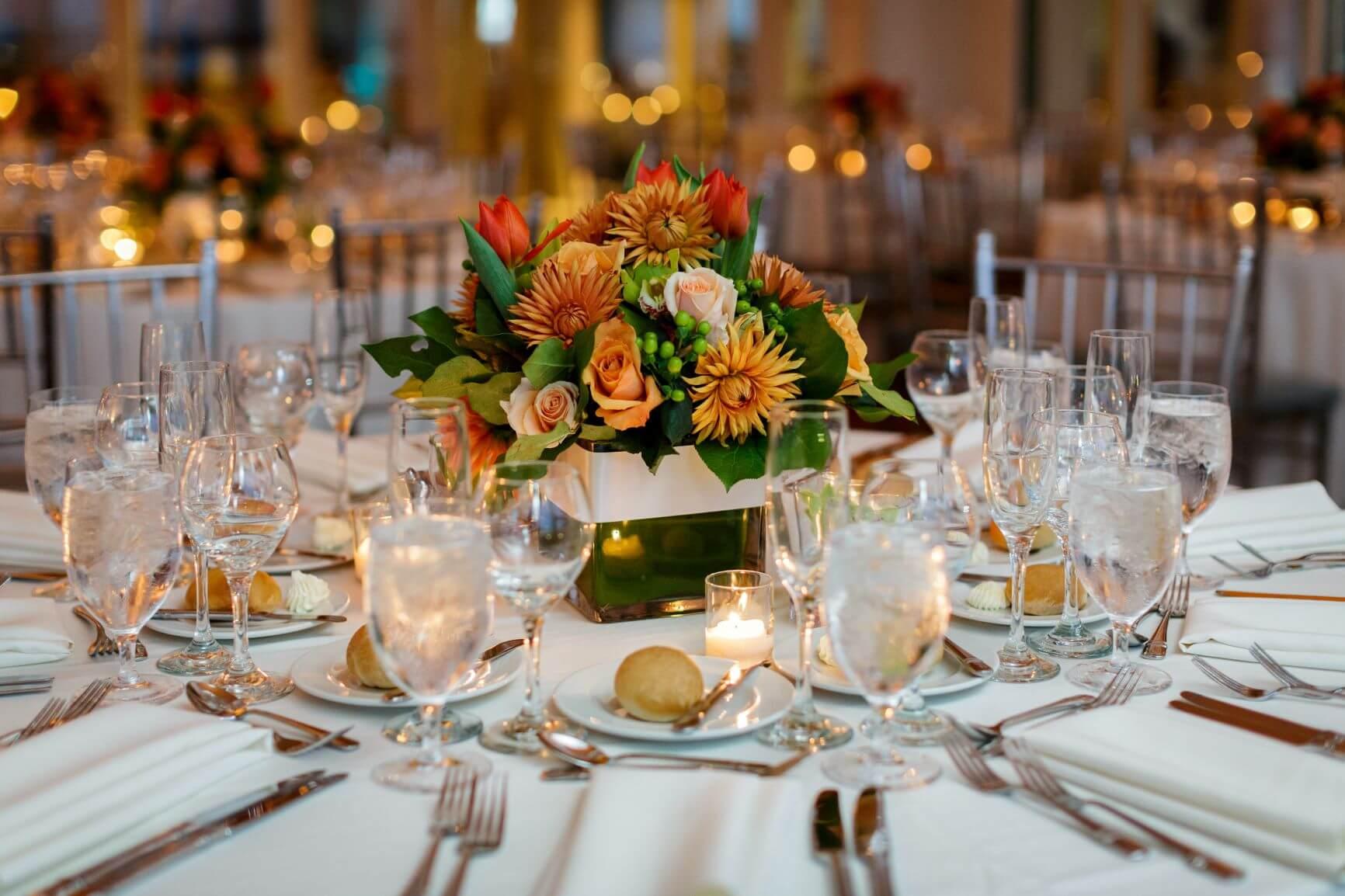 Creative Wedding Centrepieces Ideas