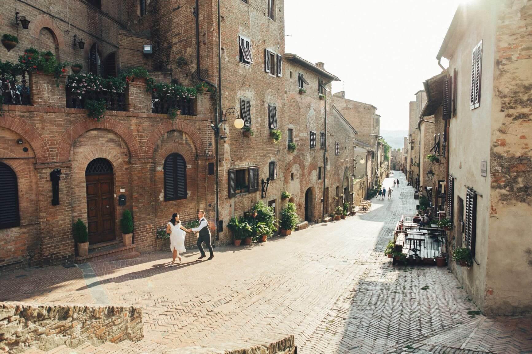 The Best Destination Weddings: #4 France Weddings