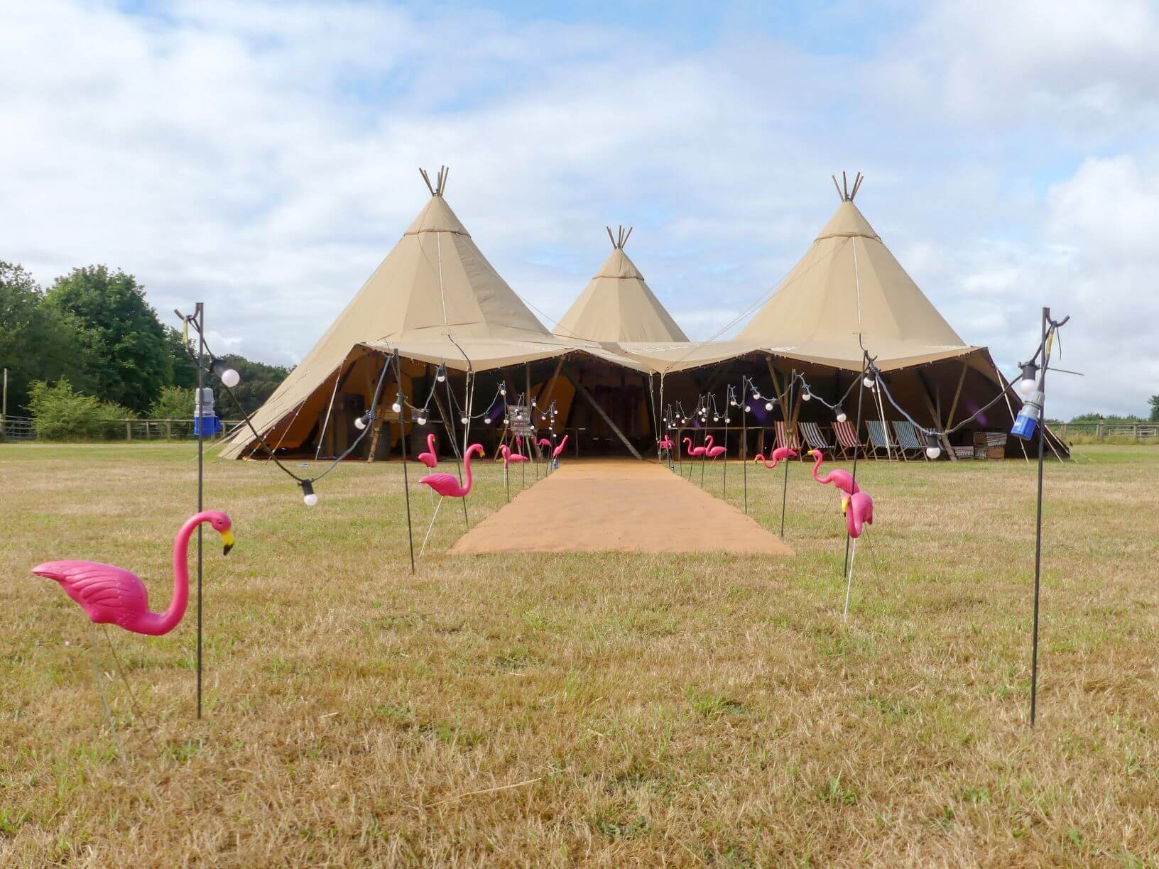 Guide to Wedding Tents