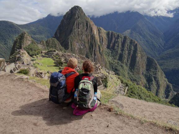 An adventurous honeymoon at Machu Picchu in Peru